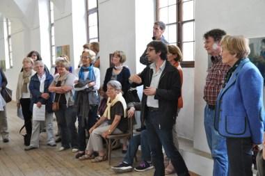 2012 Voyeurismus Ausstellung im Fürstengang , Künstlergruppe FAWAG