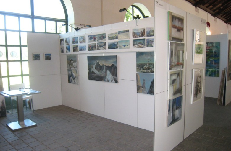 Kunstmesse IN12, Ingolstadt, 2012
