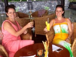 Toni and Christel Bali