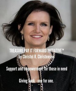 Treasure Pay It Forward Initiative