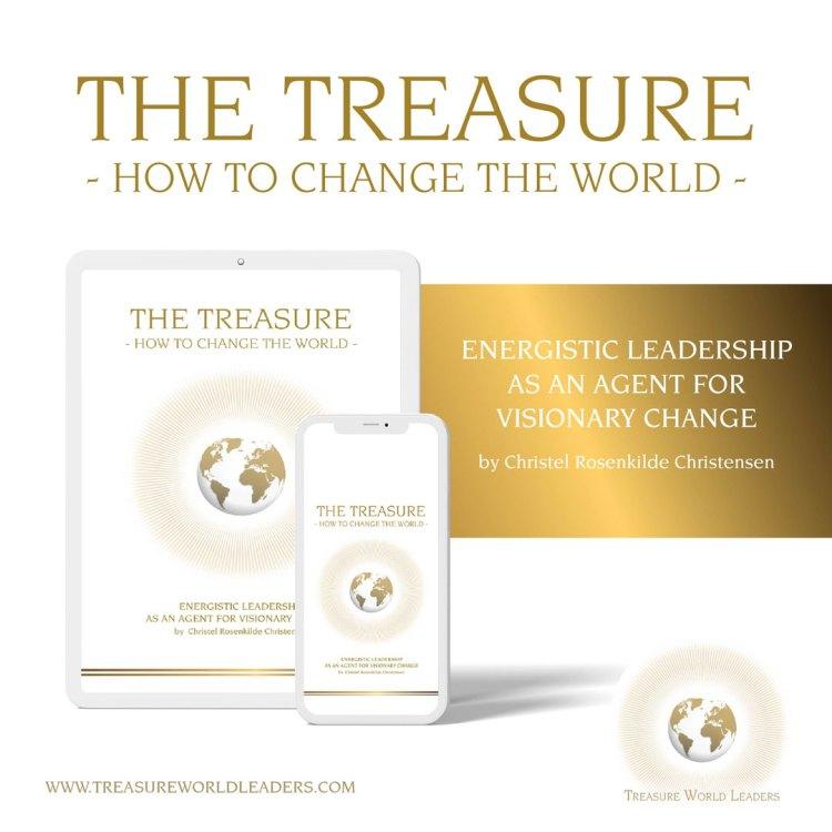 E Book Cover The Treasure