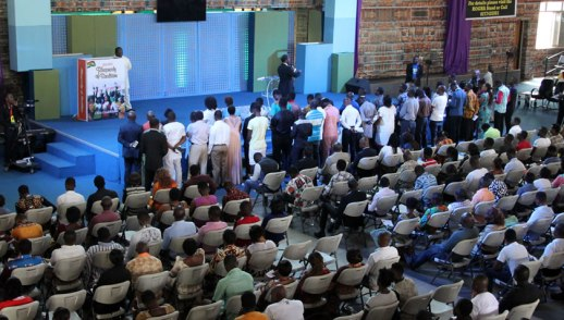 Mid-Week Service 3rd Aug 2016