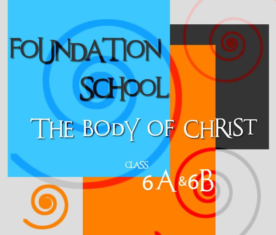 FOUNDATION SCHOOL CLASS 6