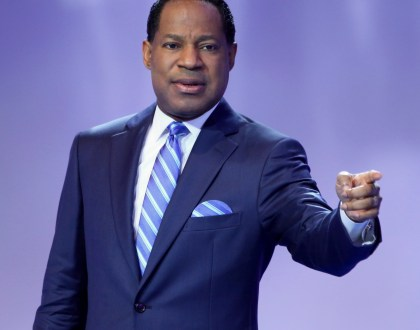 Pastor Chris on Stealing