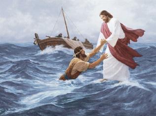 jesus-saving-man-in-sea
