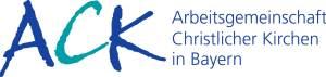 Logo Arbeitsgemeinschaft Christlicher Kirchen in Bayern