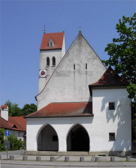 Bild der Erlöserkirche
