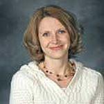 Portrait of Tiffanie Rushton