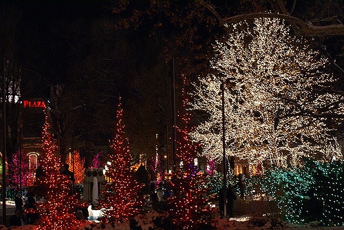 just one of many holiday events in utah