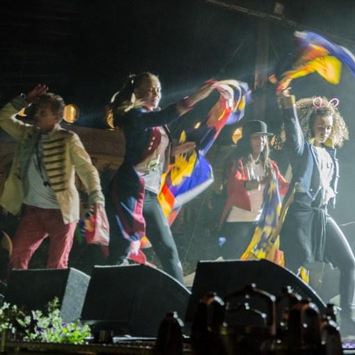 Culture festival in Stockholm
