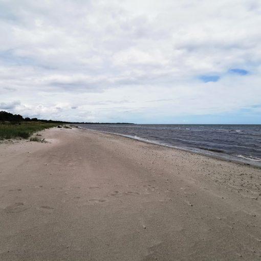 stranden i smygehamn