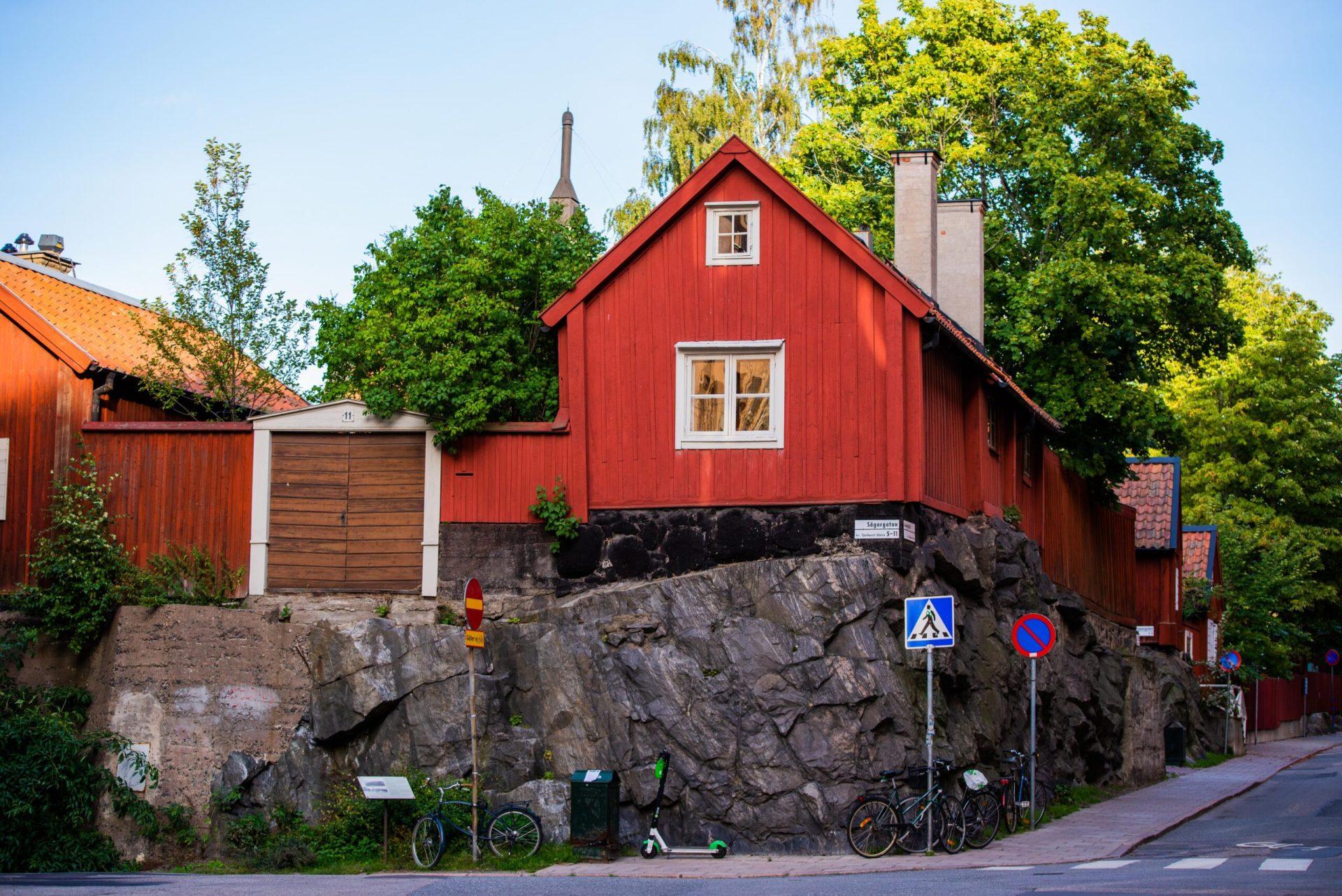 Söder i Stockholm