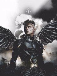 x-men poster angel