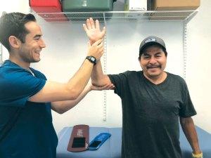 Rebuilding Bodies Through Rehabilitation