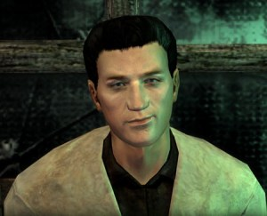 The King from Fallout: New Vegas