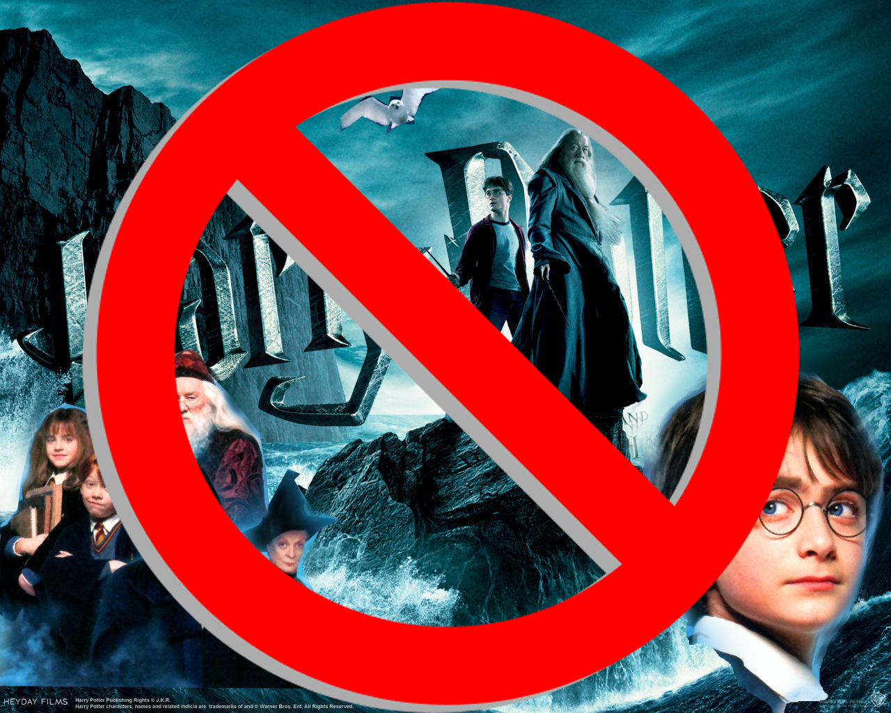Image result for harry potter christian