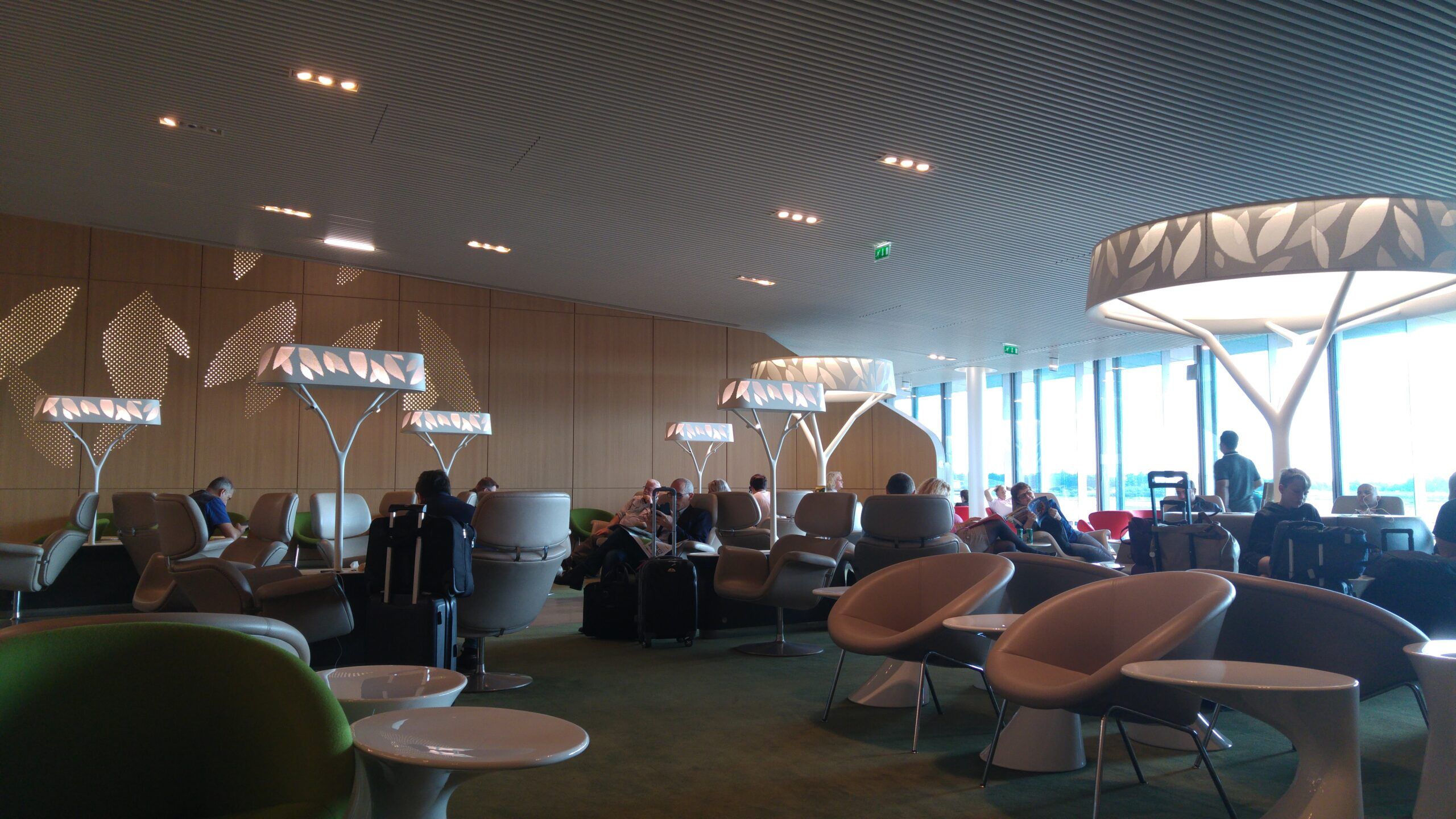 Air France Business Lounge