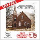 2 Discs Alan Jackson Precious Memories CD Collection Church Hymn Gospel