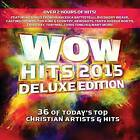 WOW Hits 2015 [2 CD][Deluxe Edition] by Various Artists