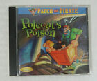 Patch the Pirate Polecat's Poison CD 1997 OOP Majesty Music