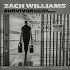 Survivor: Live From Harding Prison -EP Live Zach Williams Christian Pop Audio CD