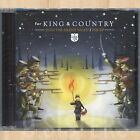 for KING & COUNTRY Into the Silent Night EP CD Baby Boy LITTLE DRUMMER BOY 1228