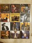 Lot of ~David Phelps~Christian~CDs TOTAL OF 15 CD'S