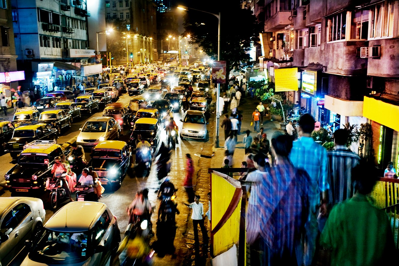 Home to 19 million people, Bombay, is projected by 2015 to be the planet's second most populous metropolis, after Tokyo. But it's already a world of its own with Bollywood stars, 24-hour traffic jams, sprawling slums and Manhattan-priced high rises.