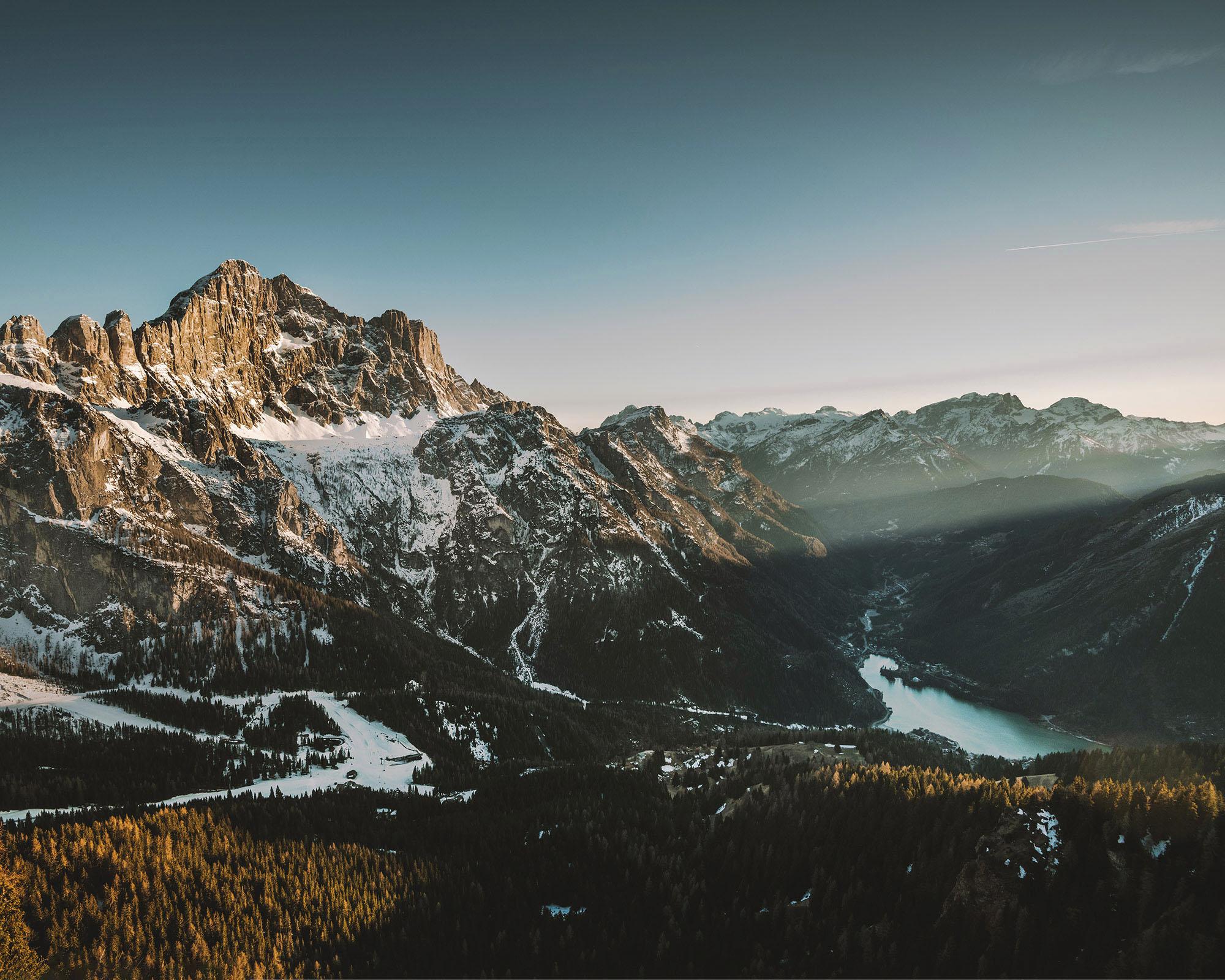Civetta, Dolomites