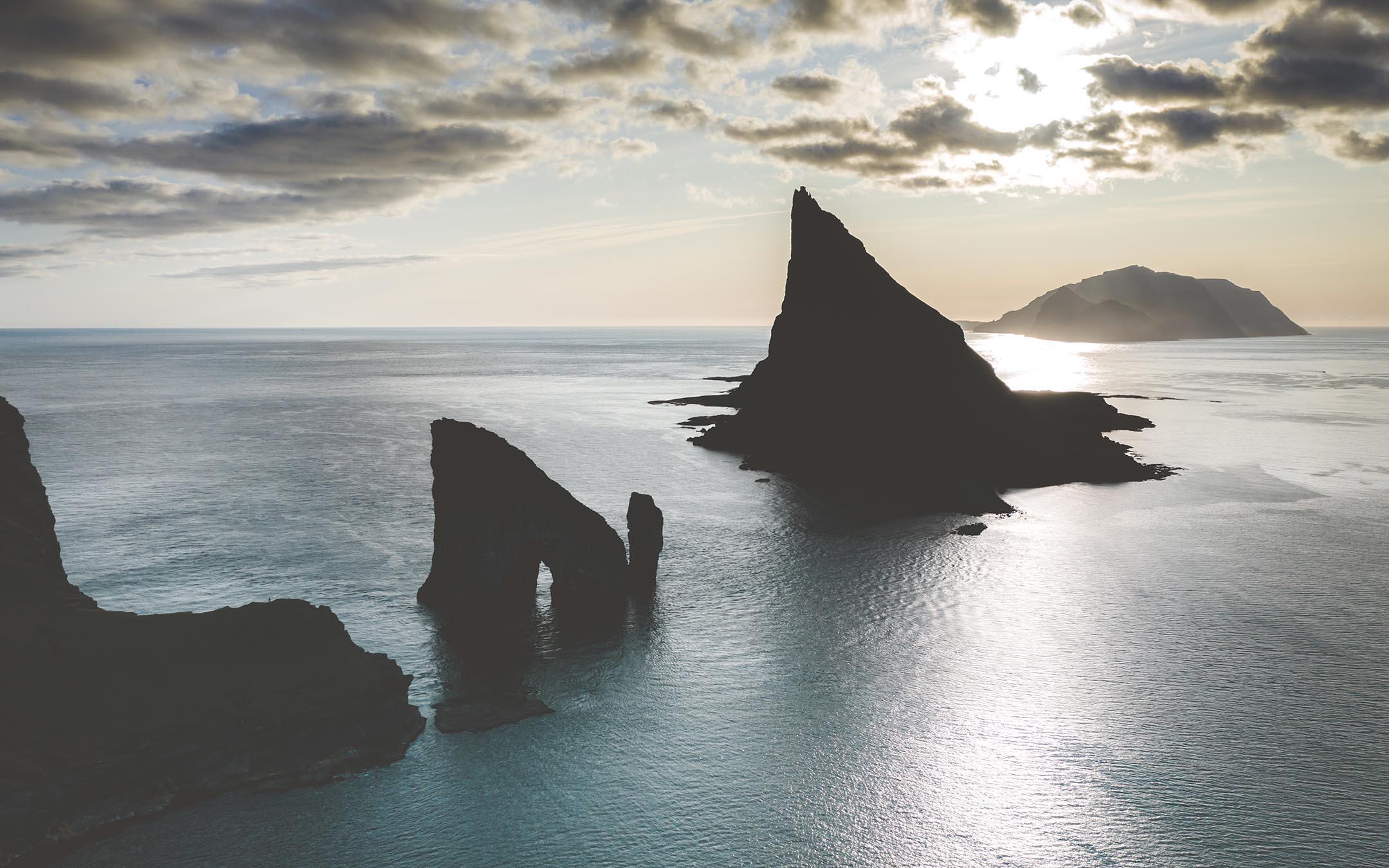 Drangarnir / Tindhólmur, Faroe Islands