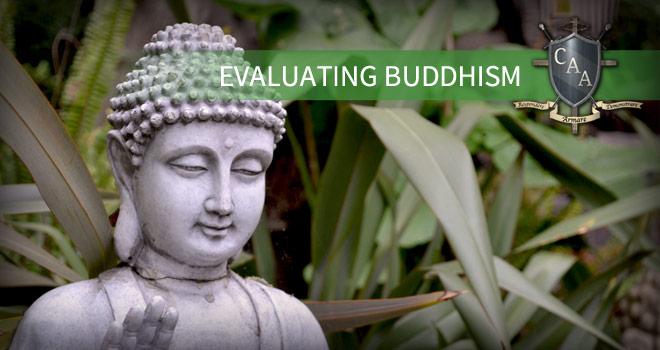 Evaluating-Buddhism