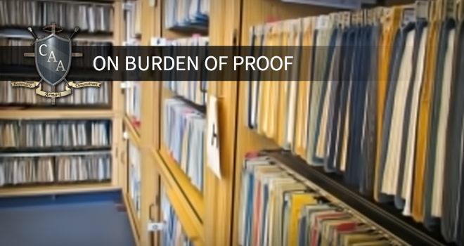 On-Burden-of-Proof