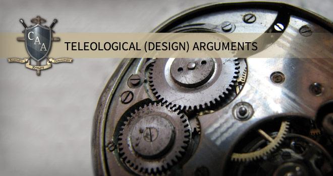 Teleological-(Design)-Arguments