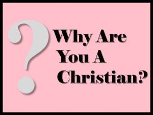 whychristian