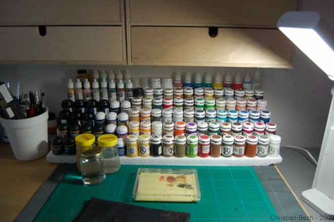 paintrack