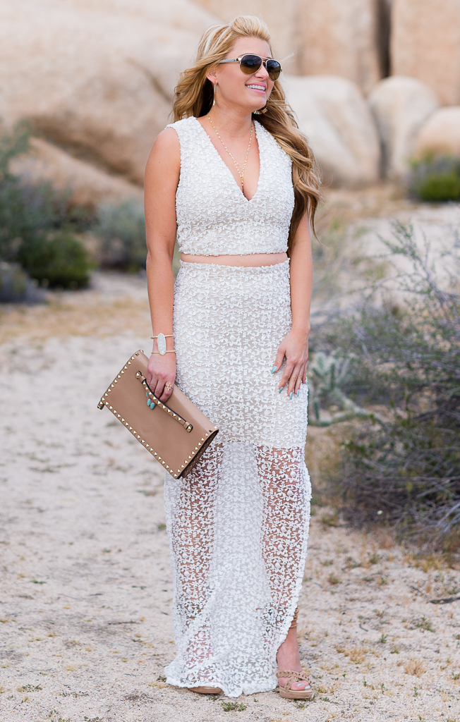 A and O Dress in the Desert-1