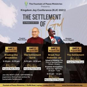 First flyer_settlement_of_God