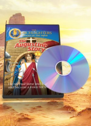 The Augustine Story DVD