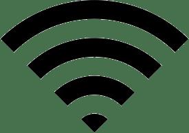 Apple's WiFi menubar icon