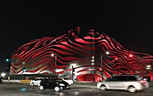 Petersen Automotive Museum, Los Angeles, California
