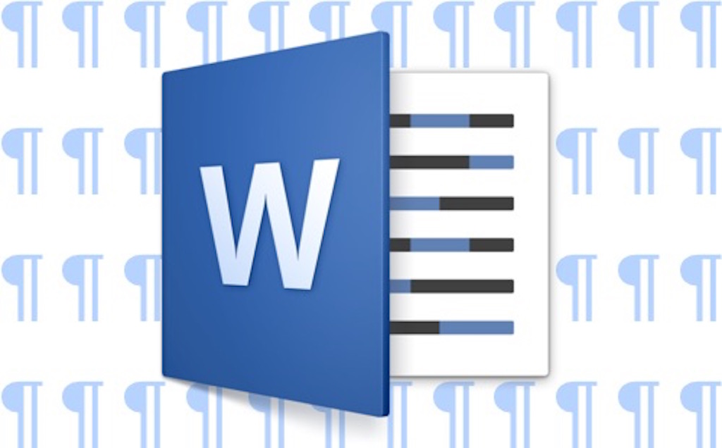 How to Show (and Hide) Invisible Characters like Paragraph Marks in Microsoft Word on a Mac