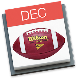 Add the 2018-2019 College Football Bowl Games to your iPhone, iPad, and Mac Calendars