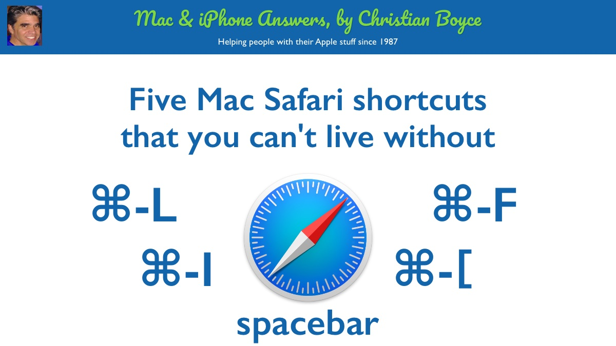 Five essential Mac Safari keyboard shortcuts featured image