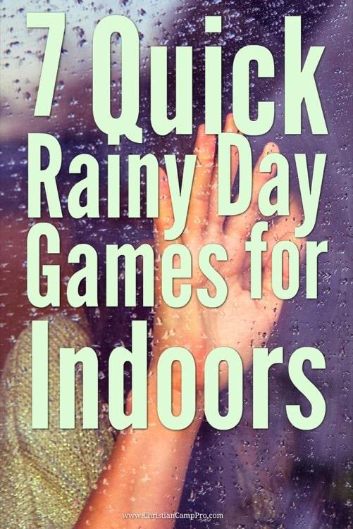 Outdoor Team Games