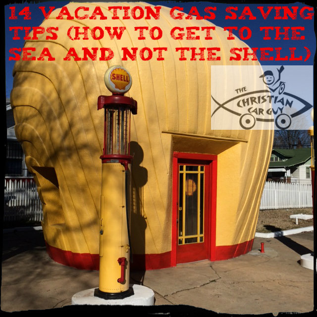 Vacation Gas Saving Tips