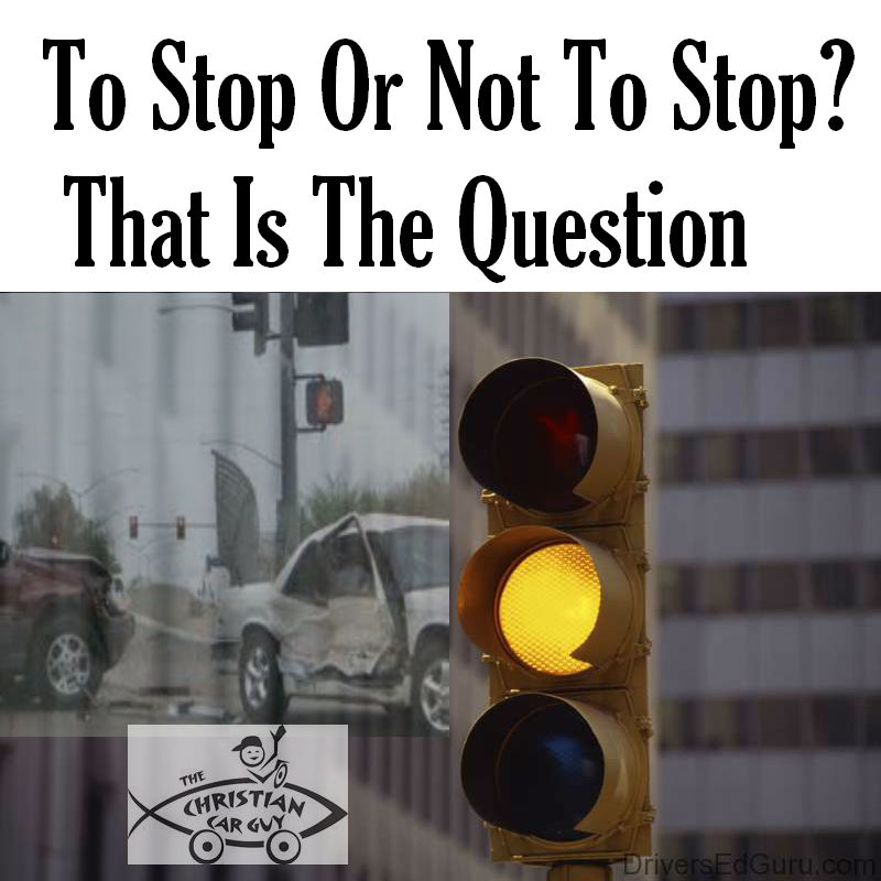 To Stop or Not