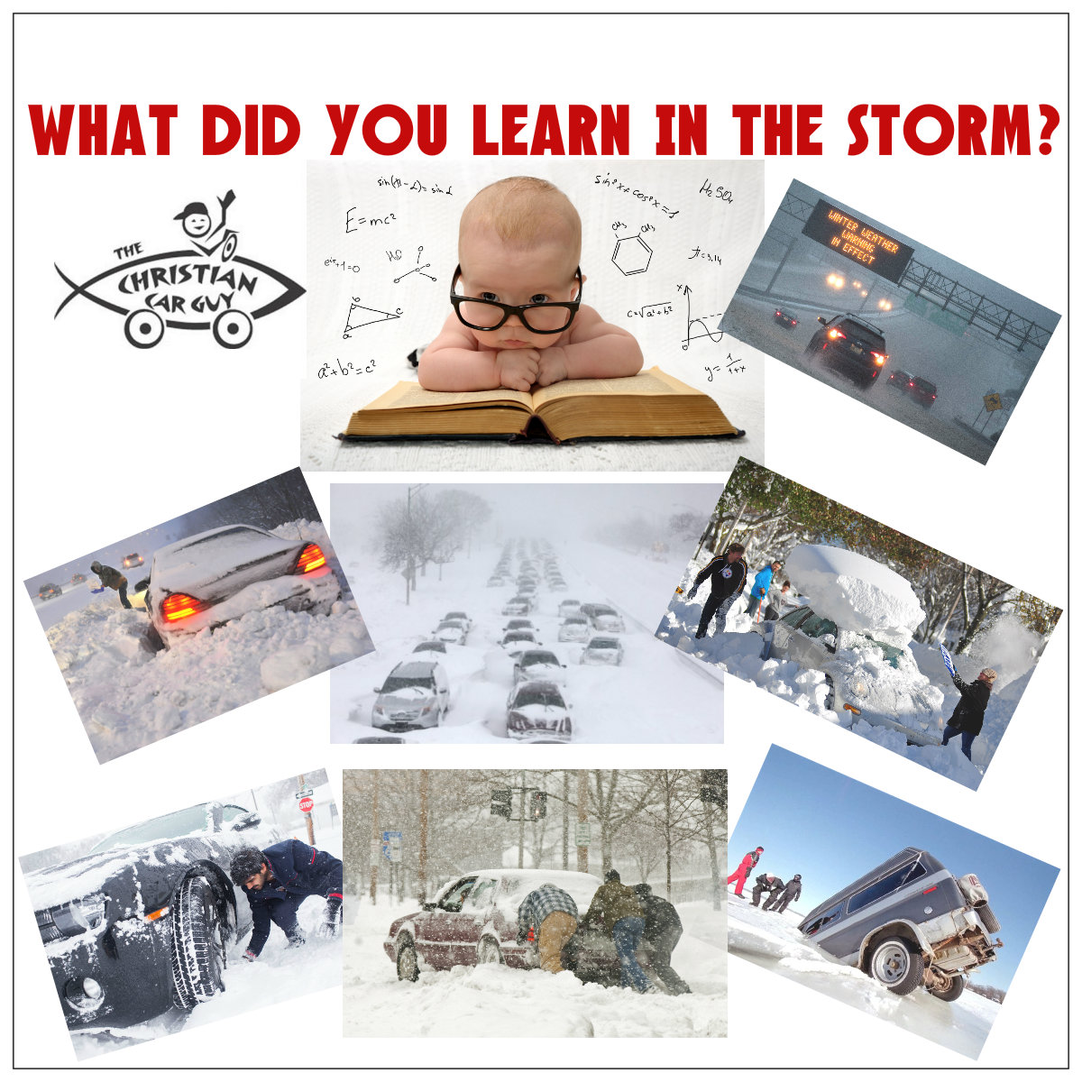 What Did You Learn In The Storm