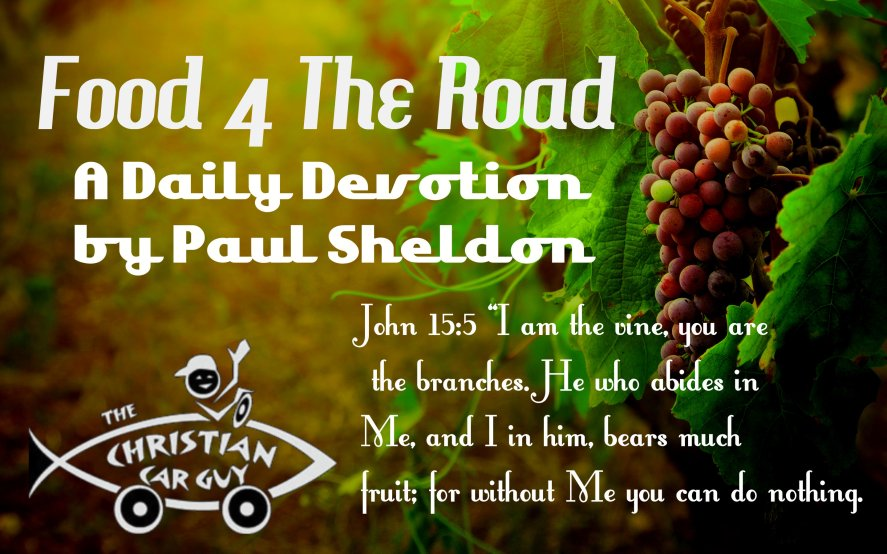 Food 4 The Road Daily Devotion