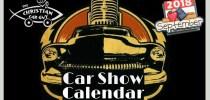 Car Show Calendar September 2018