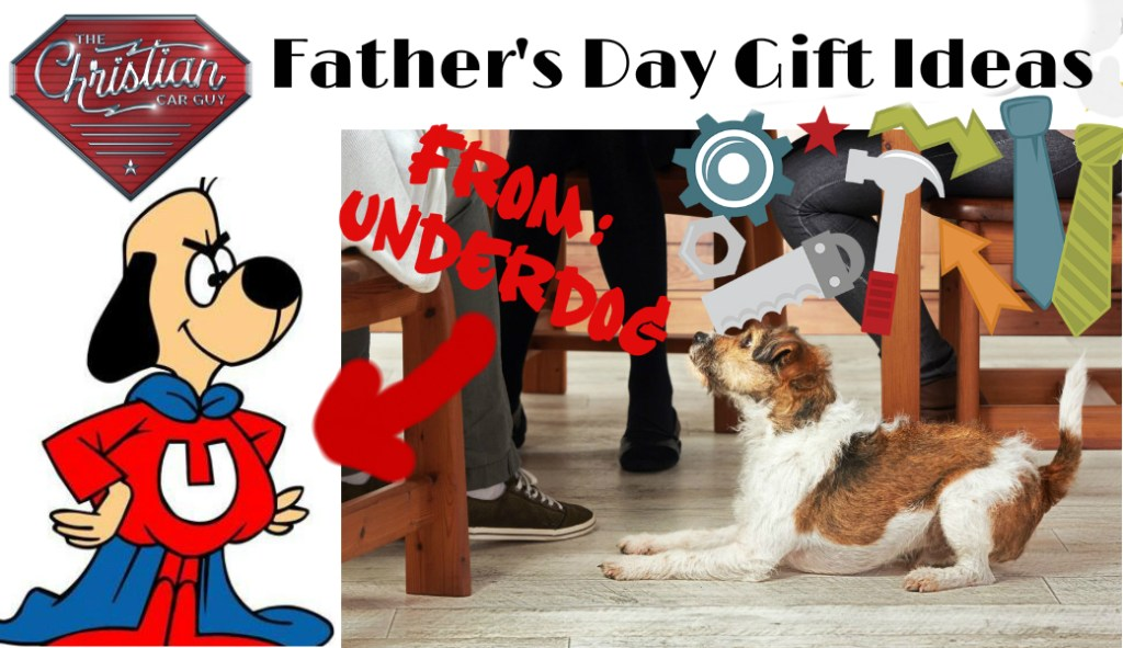 Father's Day Gift Ideas From Underdog